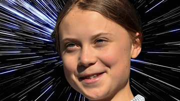 Weird, Odd and Bizarre News - 120-Year-Old Photo Proves Greta Thunberg Is A Time Traveler