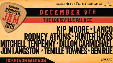 None - Acoustic Jam 2019 presented by Accu-Chek and Caesars Southern Indiana
