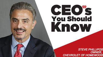 CEO's You Should Know - Steve Phillipos Owner, Chevrolet of Homewood