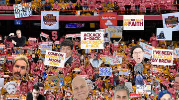 Gopher Blog - Download your KFAN GameDay Sign AND WIN!
