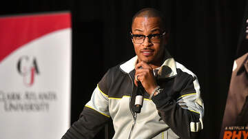 DJ A-OH -  T.I. Addresses Backlash Over Comments He Made About Daughter's Virginity