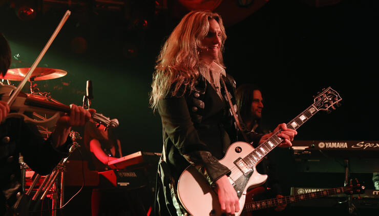Trans-Siberian Orchestra Gave An Exclusive Performance At The iHeartRadio Theater In New York