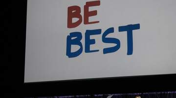 Politics - Melania Trump Booed by Middle and High School Students at 'Be Best' Event