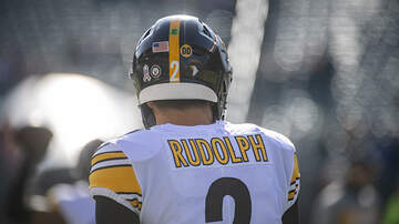 Sports Top Stories - Mason Rudolph Will Not Start In Steelers Rematch With The Browns