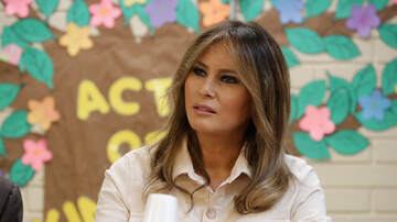 Florida News - Melania Trump Greets Florida Safety Patrol Students At White House
