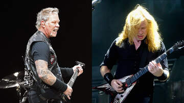 Rock News - Dave Mustaine Confirms James Hetfield Reached Out After Cancer Revelation