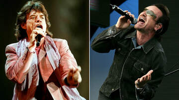 Rock News - U2 And The Rolling Stones Are The Decade's Top Touring Artists