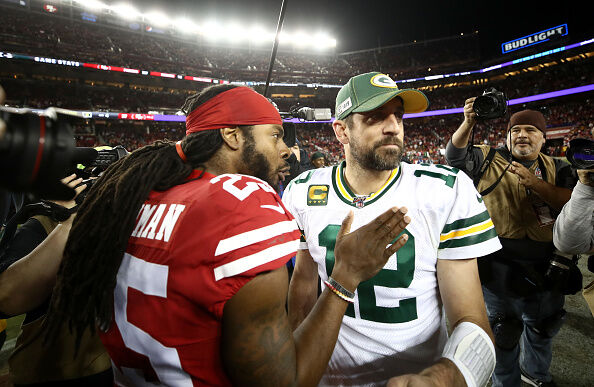 Green Bay Packers v San Francisco 49ers