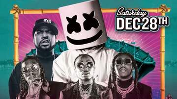 None - Dream Weekend: Marshmello, Migos, Ice Cube