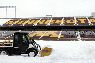 Earn $14/hr helping the Gophers get TCF Bank Stadium ready for Game Day
