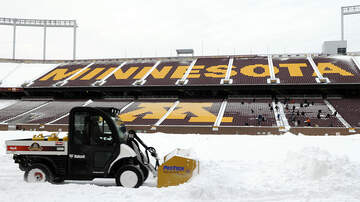 Gopher Blog - Earn $14/hr helping the Gophers get TCF Bank Stadium ready for Game Day