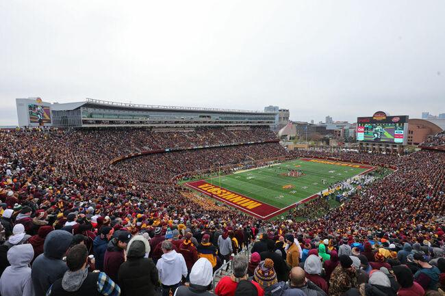 Penn State v Minnesota