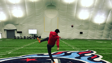 Bobby Bones - Eddie Attempted 30-Yard Field Goal For New Shoes For His Kids
