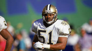 Louisiana Sports - Sam Mills Named Modern-Era Semi-Finalist For Pro Football Hall Of Fame
