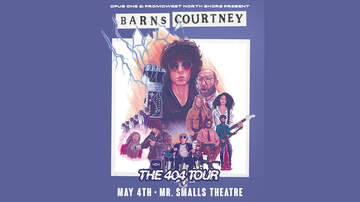 None - Barns Courtney - The 404 Tour