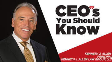 CEO's You Should Know - Kenneth J. Allen, Principal Kenneth J. Allen Law Group, LLC