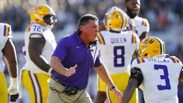 Chris Gordy - SDS' Chris Marler Talks CFB Rankings, LSU at 2 & More