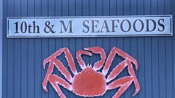Mark and April - Give a uniquely Alaskan Gift for the Holidays from 10th & M Seafoods