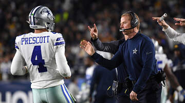 The Ben Maller Show - Stop Blaming Jason Garrett on Dak Prescott's Shortcomings