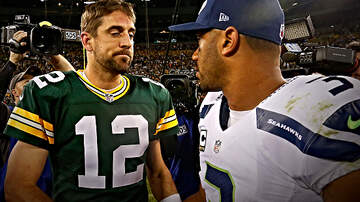 The Herd with Colin Cowherd - Colin Cowherd: Russell Wilson is Much a Better Player than Aaron Rodgers