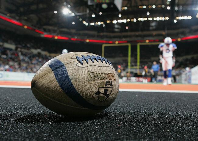 AFL: Dallas Desperados v New York Dragons
