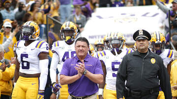 Louisiana Sports - LSU Closes Out Regular Season On Saturday Against Texas A&M On Senior Day