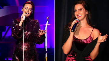 Music News - Kacey Musgraves And Lana Del Rey Team Up For 'I'll Be Home For Christmas'