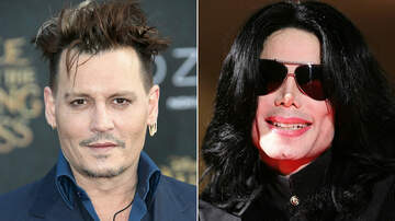 Entertainment News - Johnny Depp Is Producing A Very Interesting Michael Jackson Musical