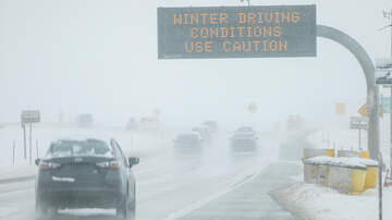 National News - Bad Weather May Impact Millions Of People Returning Home From Thanksgiving