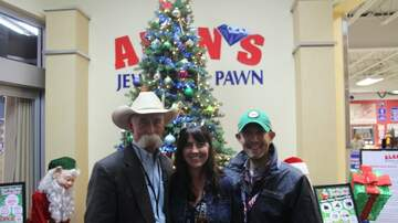 Photos - Snow Day Sale at Alan's Jewelry and Pawn! 11-30-19