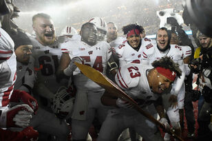 Audio Highlights: Wisconsin 38, Minnesota 17