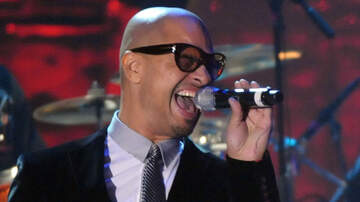Entertainment - Chico DeBarge Reportedly Arrested For Meth Possession