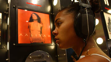 Honey German - Prayers Answered! We Can Finally Stream Aaliyah Music