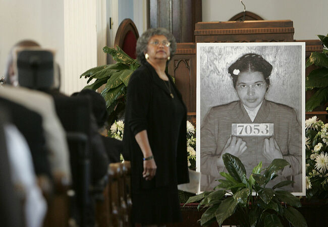 Montgomery, Alabama Remembers Rosa Parks