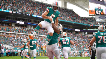 National News - Miami Dolphins Pull Off Insane Trick Play On Fourth And Goal