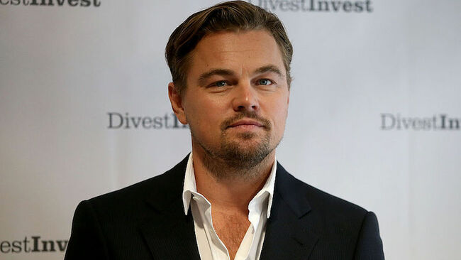 Leonardo DiCaprio Announces Major New Climate Commitment In NYC
