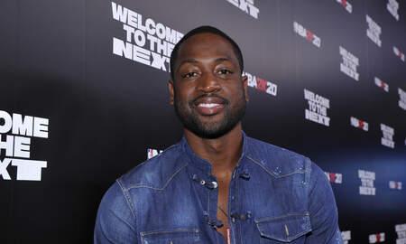 Entertainment - Dwyane Wade Slams Trolls for Criticizing His Parenting