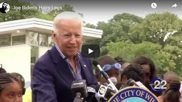 KC O'Dea Show - What The Actual F: The Tale Of Joe Biden, Children, And His Hairy Legs...