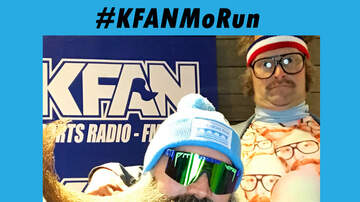 image for PHOTOS: KFAN at the 2019 Moustache Run | KFAN 100.3 FM