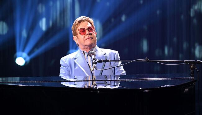 "iHeartRadio ICONS With Elton John: Celebrating The Launch Of Elton John's Autobiography, ""ME"""