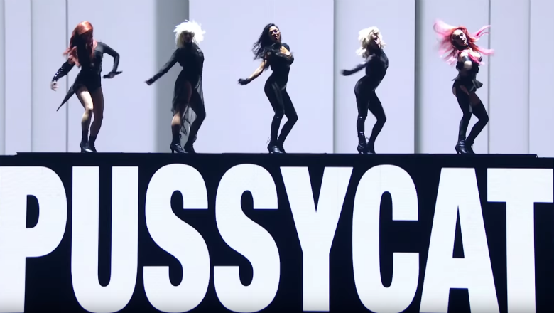 The Pussycat Dolls Reunite For First Time In A Decade On U.K.'s 'X Factor'