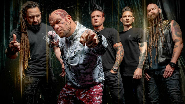"""Five Finger Death Punch Shares New Song """"Inside Out"""" & Announces New Album"""