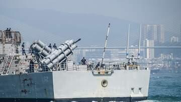 Defense - China Blocks U.S. Navy Ships From Docking in Hong Kong