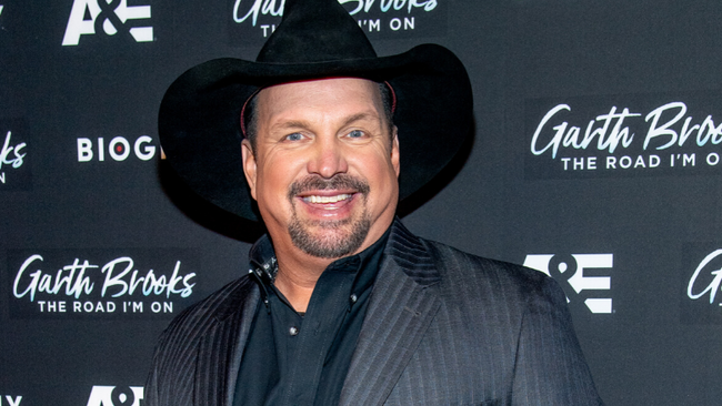 Garth Brooks Opens Up About His Vow To Retire After Birth Of Daughter