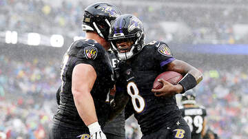 Sports Top Stories - Baltimore Ravens Move Past New England Patriots As Super Bowl Favorites