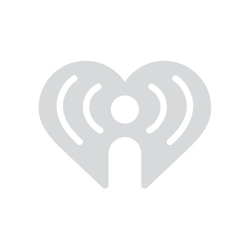 Justin Brady with Marianne Williamson in WHO Radio Studio. Des Moines, Iowa