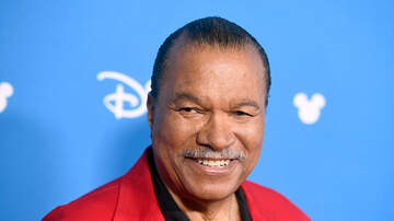 image for Actor Billy Dee Williams identifies as feminine as well as masculine.