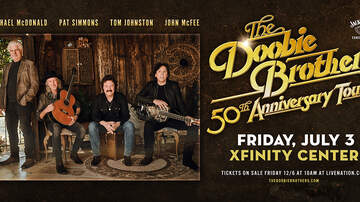 None - The Doobie Brothers at Xfinity Center 7/3