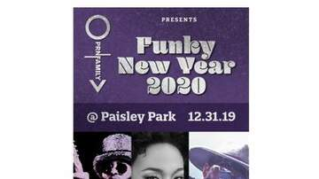 None - Funky New Year 2020 Party @ Paisley Park December 31st, 2019