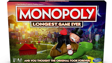 PK In The Morning! - Monopoly Just Dropped New 'Longest Game Ever' Edition